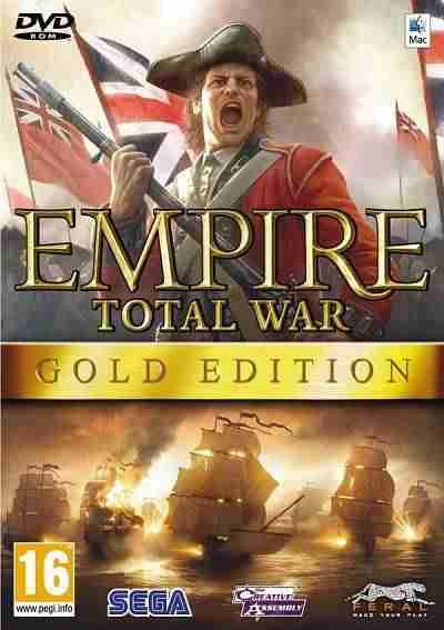 Descargar Empire Total War Gold Edition [MULTI][MAC OSX][MONEY] por Torrent